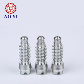Aluminum screw Dongguan City Aoyi Hardware Co. Ltd