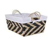 Paper Rope Storage Basket With New Style