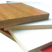 18mm E2 white melamine MDF board | Global Sources