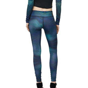 9b43fc71ff8c83 China Women s sublimation printed leggings