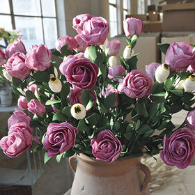 Artificial flowers wholesaleartificial flowers wholesalers global wholesale pe rose artificial flowers pe rose artificial flowers wholesalers mightylinksfo