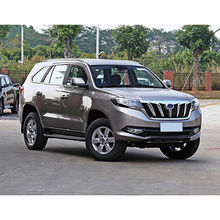 China New Fashion 7 Seats 2 3L Engine 4x4 SUV Cars from