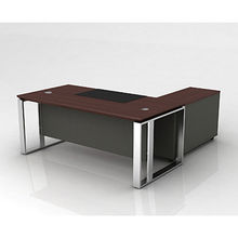 China High Grade Paint Support Latest Office Table From Liuzhou