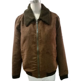8aa913888 China Goat Suede Jacket suppliers