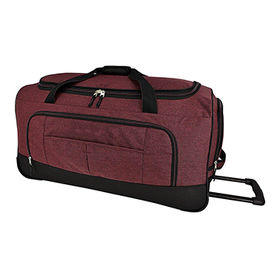 763b0d53f Travel Gear No Matter What Flashpoint Rolling Duffel bag from Quanzhou Best  Bags Co.,
