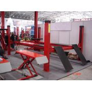 China 4 Post Car Lift suppliers, 4 Post Car Lift manufacturers