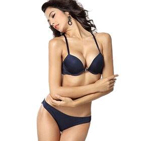 63d4d58c8b China Best Price Ladies  Pure Color Bra from Xiamen Manufacturer ...