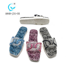 c61bb6a80 China suppliers women footwear designs slippers custom slides shoes for lady  pearl sandals