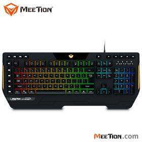 88e041d70dc MEETION ergonomic RGB Macro computer gaming keyboard from Shenzhen Meetion  Tech Co. Ltd