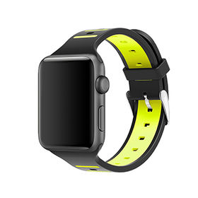 c1059921c Soft Silicone Sport Band Replacement Wristband for iWatch Series  4 3 2 1
