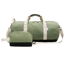 b217b2368043 Weekend Travel Cotton Bags Canvas Duffle Bag Sports Gym Bag from Xiamen  Ason Products Co.