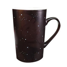 8ee23073f60 Custom logo ceramic hot water sublimation heat sensitive color changing  magic mug