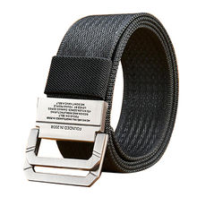 China Durable Outdoor Alloy Cobra Buckle Army belt from
