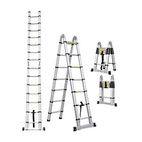Telescopic ladders Manufacturers & Suppliers from mainland