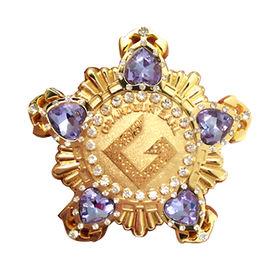 China Lapel Pin from Shenzhen Wholesaler: Art Handcraft Gifts (S Z