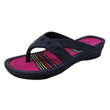 ef832f37a Ladies  comfortable beach casual flip flops with custom logo