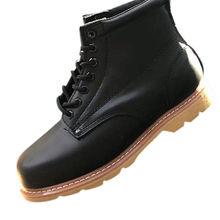 1b783aa19 Proveedores de China Hombres de las botas de cuero