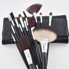 16Pcs Cosmetic Best Makeup Brush Set Tool Foundation Eye shade Eyeliner Lip Make Up Kit Multipurpose
