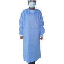 China Gown Surgical Manufacturers Disposable