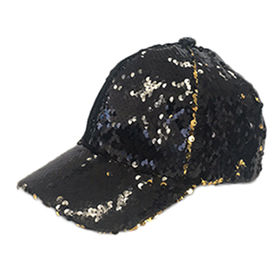 830b48e772324 Sequin Or Rhinestone Baseball Caps manufacturers