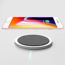 China High Quality Wireless double coils Fast Charger from Shenzhen