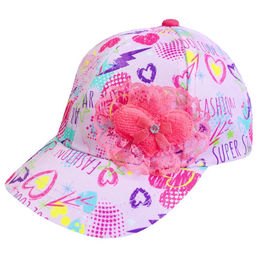 41aa94dc55 Baby's sports cap, poly twill fabric, sublimation print all over the hat, a