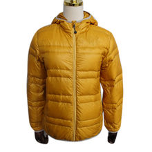 Sidiou Group Two-Piece Suit Outer Jacket Inner Down Jacket Hooded Down Cotton Coats