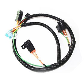 oem odm customize auto wire harness automotive wiring harness assembly in  china from shenzhen grandtop electronics