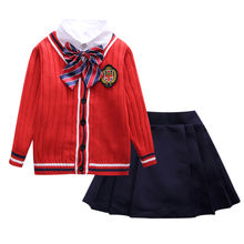 36f46bab6 Kindergarten/Primary/high School Uniforms with shirts,jumper,pants and  skirts