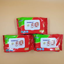 China Leading Hot Sales Baby Wet Wipes from Quanzhou