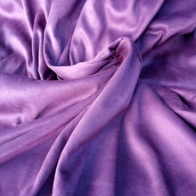 "5 MTR DARK PURPLE 100/% POLYESTER LINING FABRIC...45/"" WIDE SPECIAL OFFER £7.50"