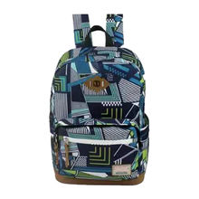 KUWT Butterfly Art PU Leather Backpack Photo Custom Shoulder Bag School College Book Bag Rucksack Casual Daypacks Diaper Bag for Women and Girl