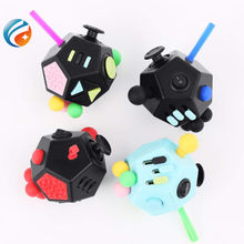 Buy 12 Sided Fidget Cube In Bulk From China Suppliers