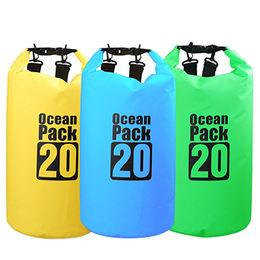 10//20L Ultralight 500D ocean Waterproof Rafting Bag Dry Bag Drifting Swimming MA