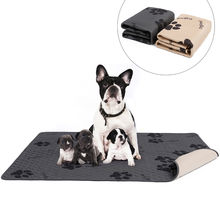 5Pc Disposable Dog Puppy Diapers Nappy Deodorant Pee Training Pad Toilet Pet Mat