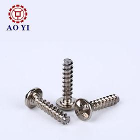 Locking Screw, safety screws Dongguan City Aoyi Hardware Co. Ltd