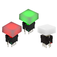 6x6 Side Tact Switch Tactile Push Button Switch Height 4.3mm~9.5mm Micro Switch