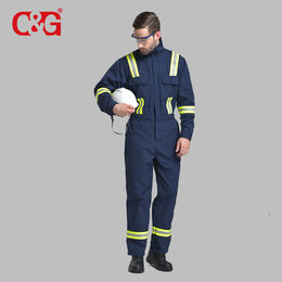 50 Pieces 2XL Blue Coverall Hoods Rubberized Overall Workwear