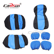 KIMISS Disposable Plastic Car Seat Covers 100pcs Disposable Plastic Car Seat Covers Protective Mechanic Valet Roll