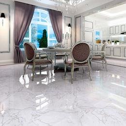 China China Carrara Super White Porcelain Subway Ceramic Tiles Factory Price 60x60 Cm On Global Sources