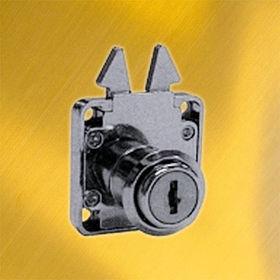 Nickel-Plated Mortise Lock from Hong Kong SAR