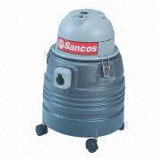 Hushpower Wet/Dry Vacuum Cleaner with 20 Liters Drum Capacity
