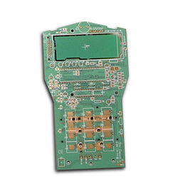 Gold-Plated Double-Sided PCBs from Taiwan