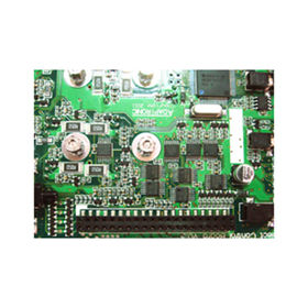 Gold/Palladium Coating Multilayer PCB from Taiwan