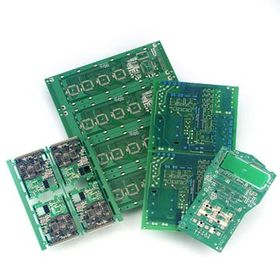 Eight-Layered Gold-Plated Multilayer PCB from Taiwan