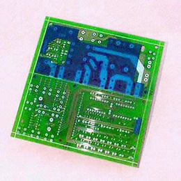 Multilayer Six-Layered PCB in Peelable Mask Form