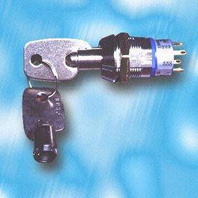 Tubular Keylock Switch from Taiwan