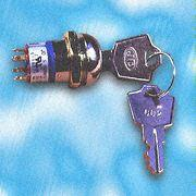 Key Lock Switch from Taiwan