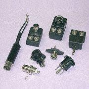 Functional Coaxial Connectors Matching Transformer 75 to 300 Ohm