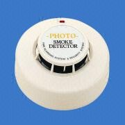 Two-/Four-Wire Type Photoelectric Smoke Detector from Taiwan